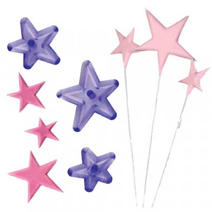 JEM Utstickare Funky Stars