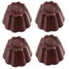 Chocolate World Pralinform Bägare, veckad