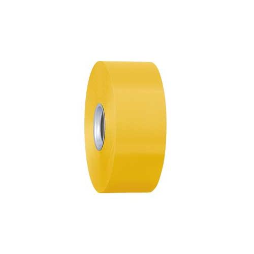 Poly Ribbon Dekorationsband, gul
