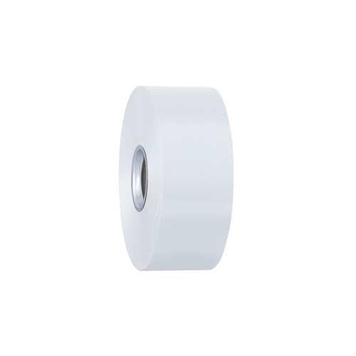 Poly Ribbon Dekorationsband, vit
