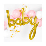 Ballonger till Babyshower och Dop
