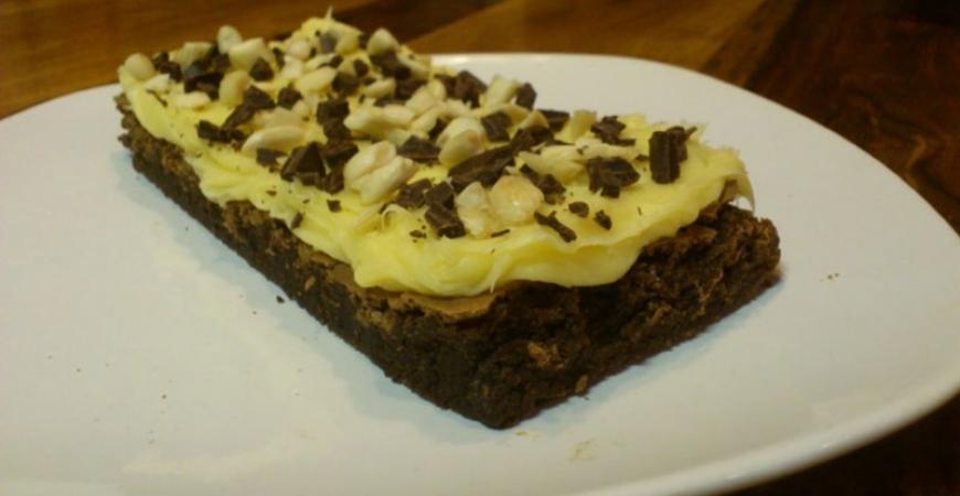 Brownie surprise