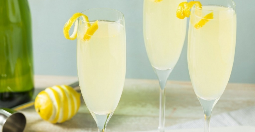 Drinkar med gin - Gindrinkar