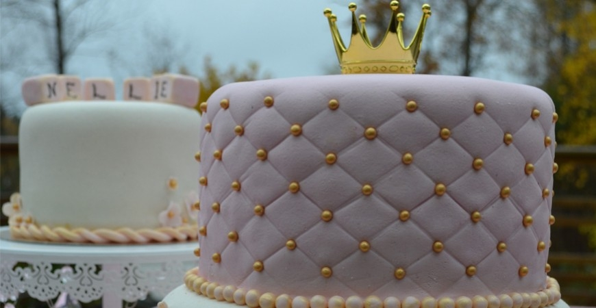 Tårtor för Prinsessor