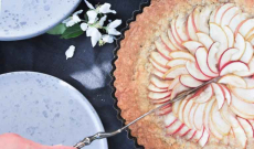Recept på fyra sorters äppelpaj