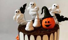 7 snygga Halloweentårtor