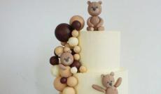 Tårta till Babyshower