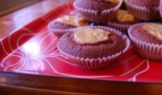 Kladdmuffins med vanilj