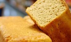 Kalljäst bröd på dinkelmjöl