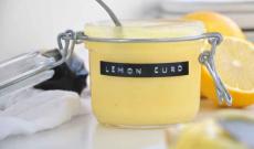 Lemon curd – Citronkräm