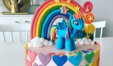 Tårta till barnkalas