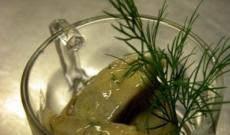 Recept på godaste senapssillen