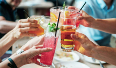 Alkoholfria drinkar