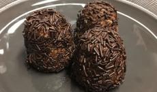 Arraksbollar - Chokladbollar med arrak