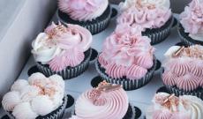 Cupcakes till fest och kalas