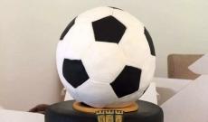 Fotbollstårtor