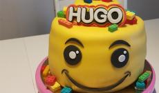 LEGO tårtor