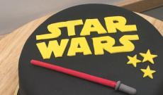 Star Wars tårtor