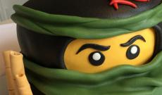 Tårtor med Lego Ninjago