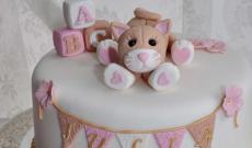 Kattårtor - Tårtor med katter