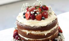 Naked Cakes - Naturliga tårtor