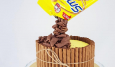 Anti Gravity Cakes - Svävande tårtor