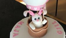 Kanintårta - Tårtor med kaniner