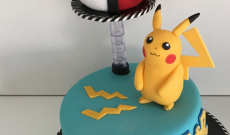 Pokémontårta