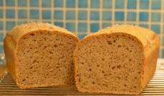Kalljäst Bröd med grahamsmjöl