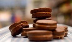 Fyra supergoda Chokladkakor